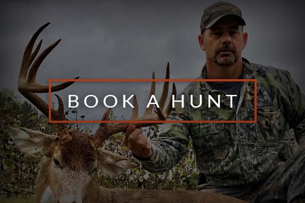 Book a Hunt with McCranie Plantation